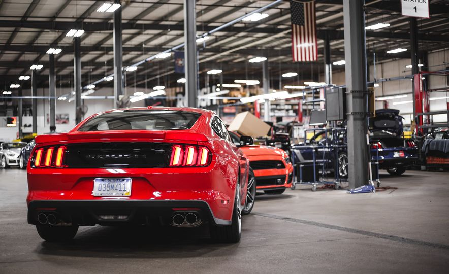 Sonic Reducer: Roush Active-Exhaust App Lets Users Create Custom Exhaust Tune - Slide 5