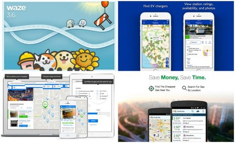 the best smartphone apps for drivers news car and driver