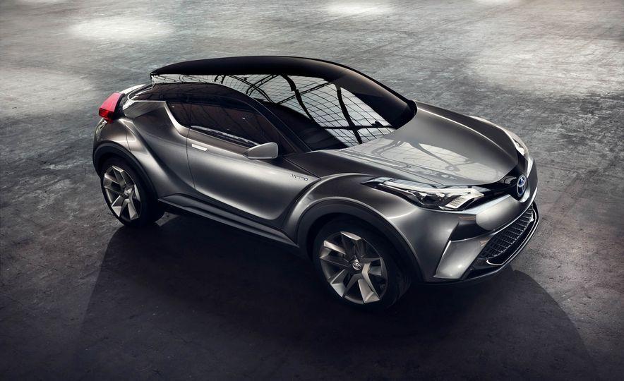 Toyota C-HR concept - Slide 26