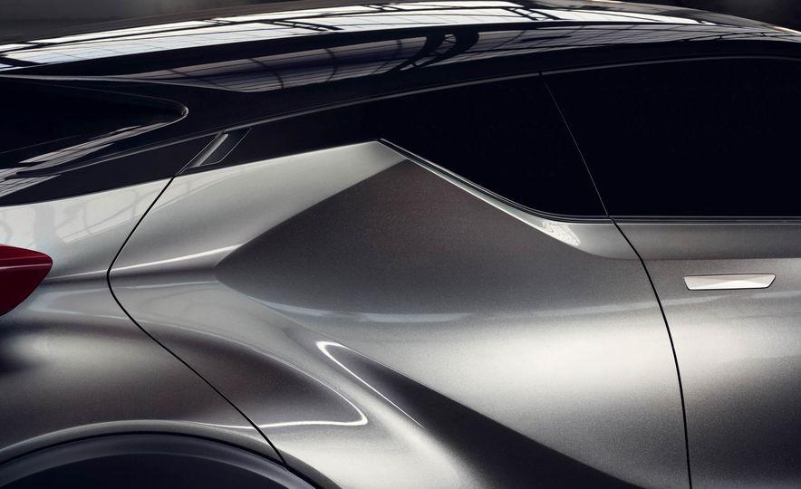 Toyota C-HR concept - Slide 33