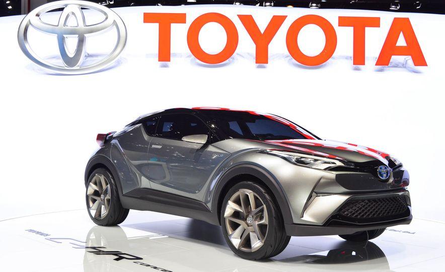 Toyota C-HR concept - Slide 2