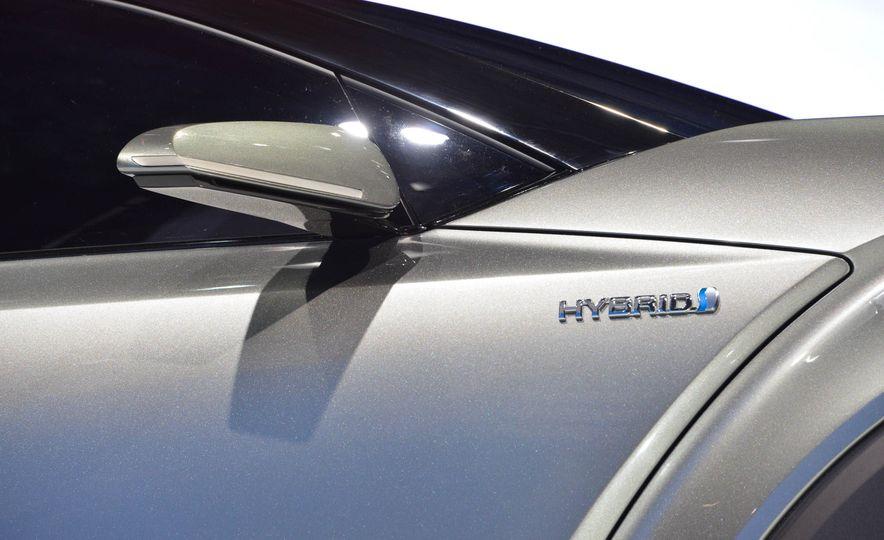 Toyota C-HR concept - Slide 15