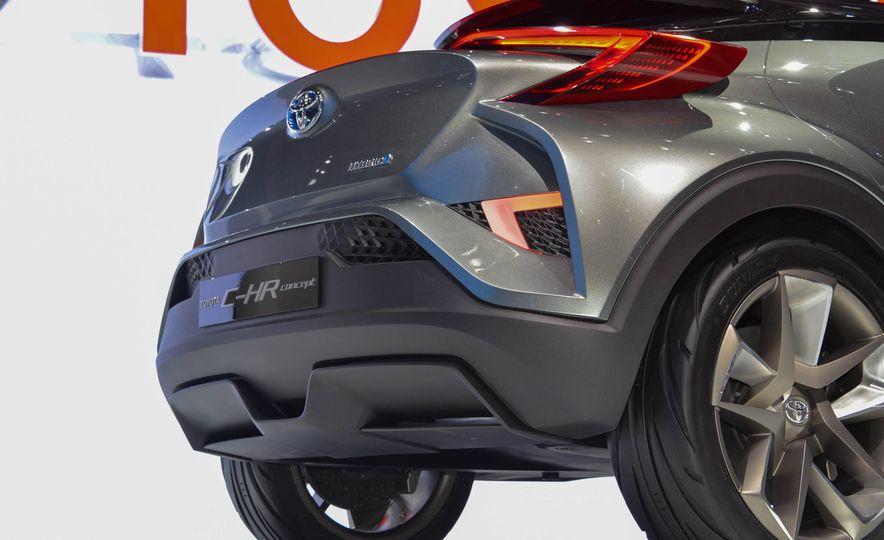 Toyota C-HR concept - Slide 17