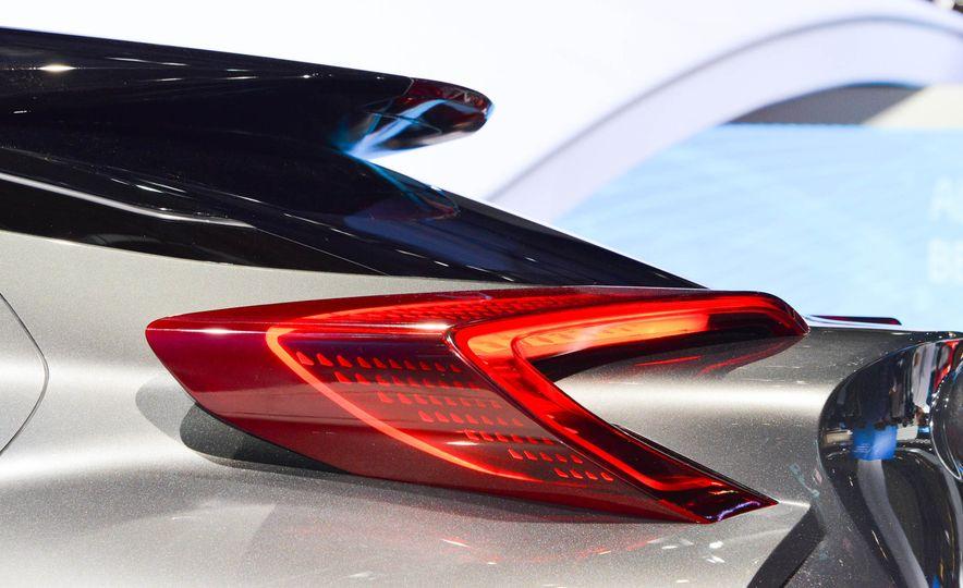 Toyota C-HR concept - Slide 20