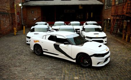 Uber Dresses Up Dodge Chargers as Star Wars Stormtroopers, Marches on Manhattan