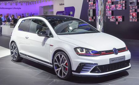 Volkswagen Celebrates GTI's 40th Anniversary with 261-hp Clubsport Model