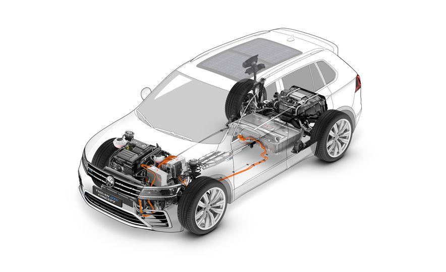 2017 Volkswagen Tiguan R-Line 4MOTION (Euro-spec) - Slide 49