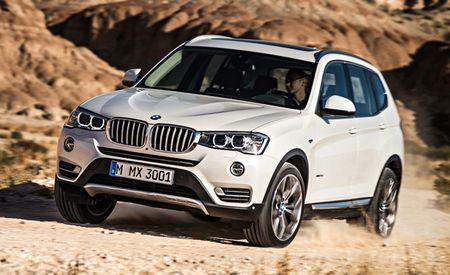 Report: BMW X3 Diesel Emissions Also Exceed Legal Limit