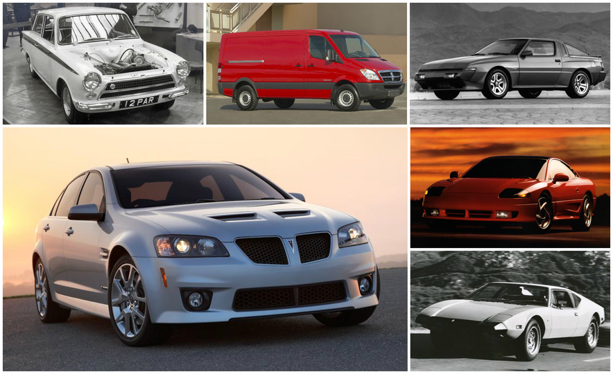 Badges of Honor: The Best Imported Cars to Wear an American Badge - Slide 1
