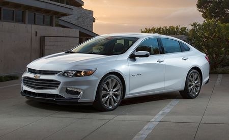 All-New 2016 Chevrolet Malibu Gets Lower Starting Price