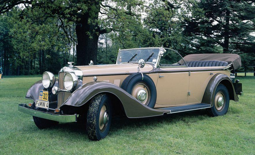 10 Luxury Car Brands That Time Forgot - Slide 8