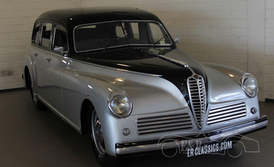 1949 Alfa Romeo 6C2500 Boneschi Ministeriale - Slide 2
