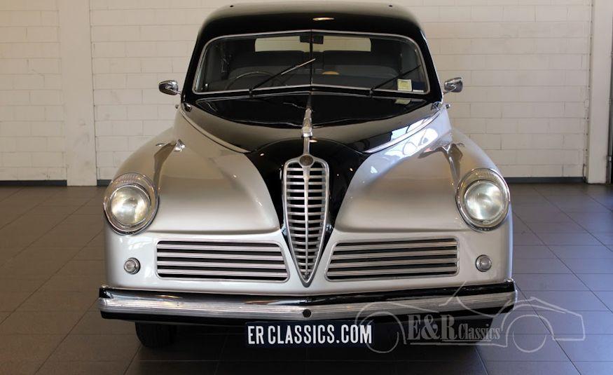 1949 Alfa Romeo 6C2500 Boneschi Ministeriale - Slide 3