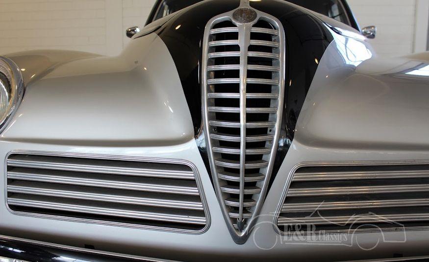 1949 Alfa Romeo 6C2500 Boneschi Ministeriale - Slide 9