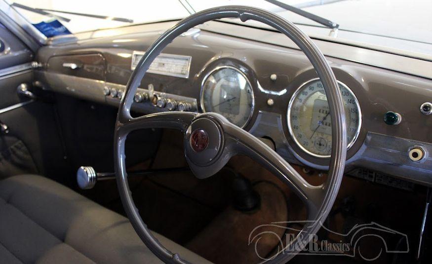 1949 Alfa Romeo 6C2500 Boneschi Ministeriale - Slide 18