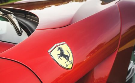 """A Ferrari SUV? """"You Have to Shoot Me First,"""" Says Sergio"""