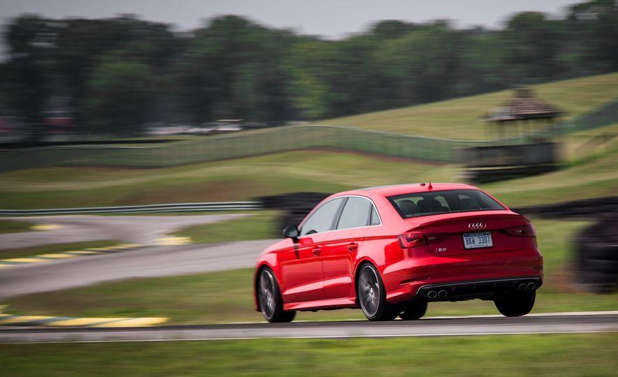 2015 Audi S3 - Slide 4
