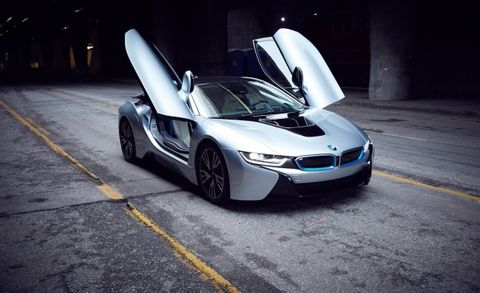 Bmw I8 Refresh Coming But New Models Still Years Away News Car