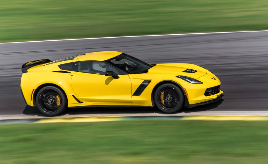 2015 Chevrolet Corvette Z06 - Slide 11