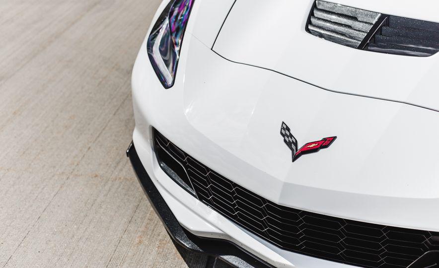 2015 Chevrolet Corvette Z06 convertible - Slide 22