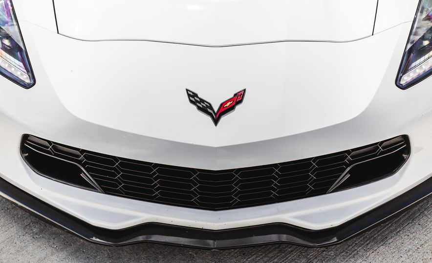 2015 Chevrolet Corvette Z06 convertible - Slide 23