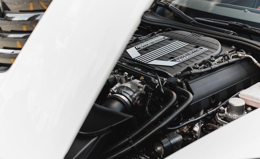 2015 Chevrolet Corvette Z06 convertible - Slide 54