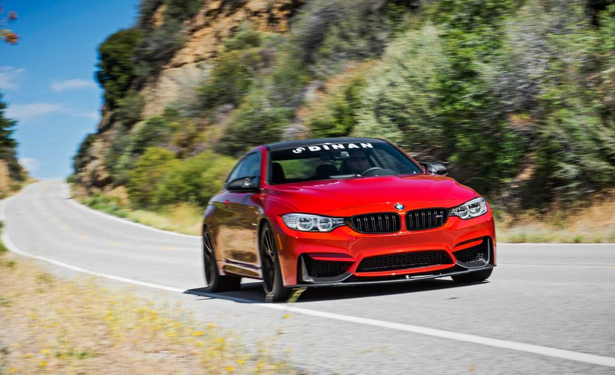 2015 Dinan S1 BMW M4 - Slide 1