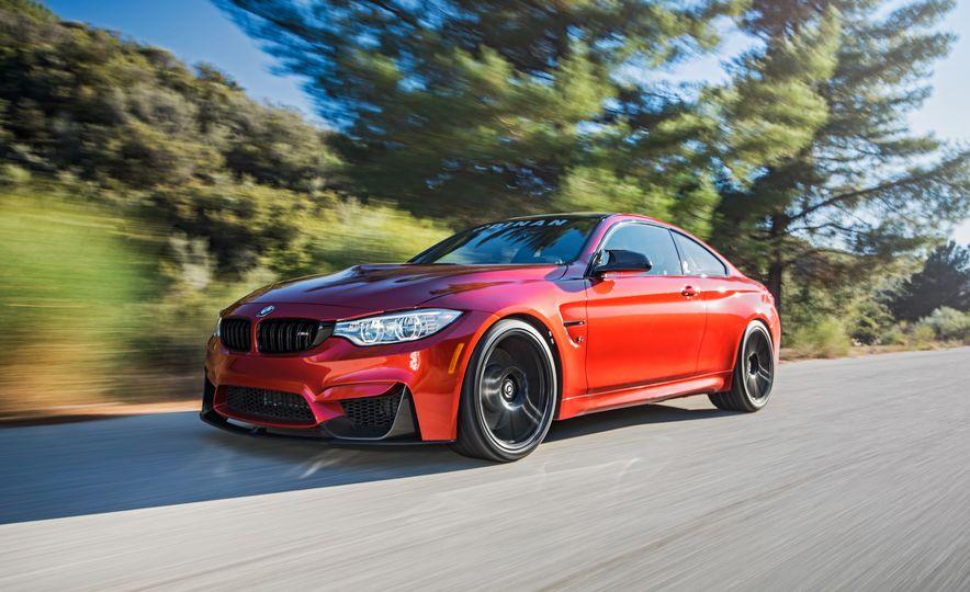 2015 Dinan S1 BMW M4 - Slide 9