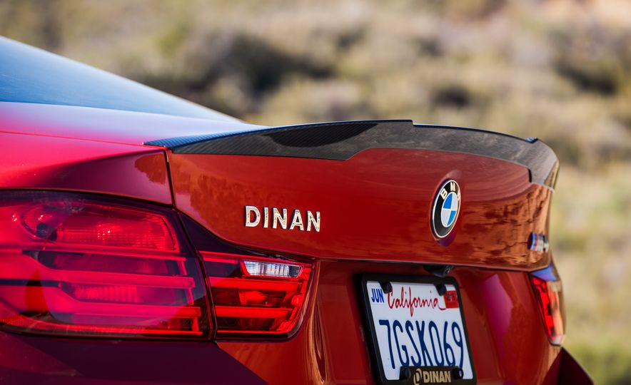 2015 Dinan S1 BMW M4 - Slide 24