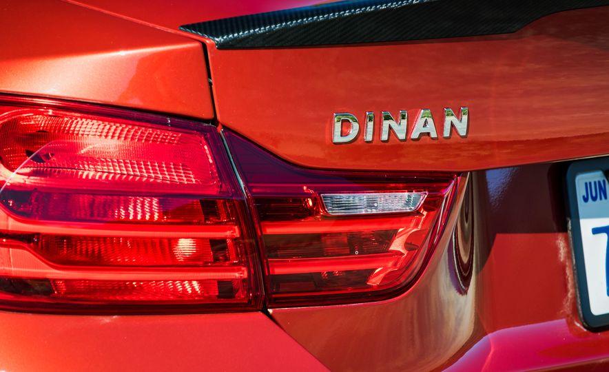 2015 Dinan S1 BMW M4 - Slide 36
