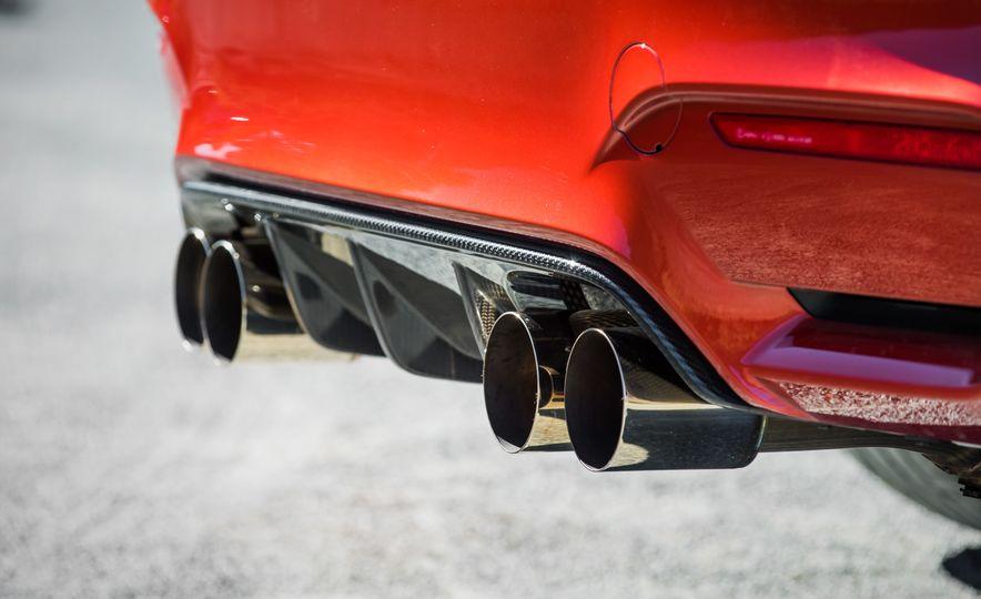 2015 Dinan S1 BMW M4 - Slide 39