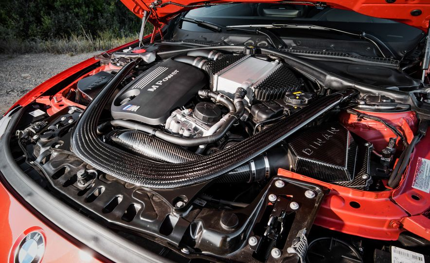 2015 Dinan S1 BMW M4 - Slide 57