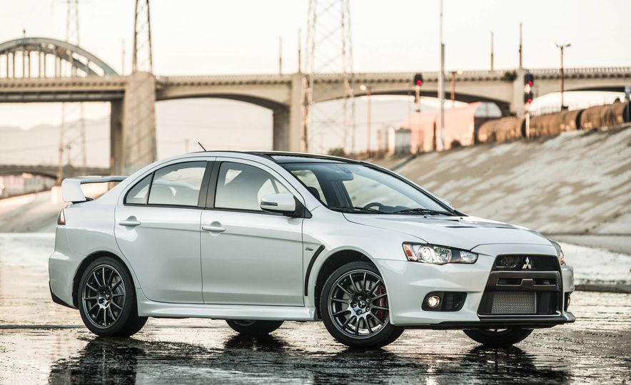 2015 Mitsubishi Lancer Evolution Final Edition - Slide 7