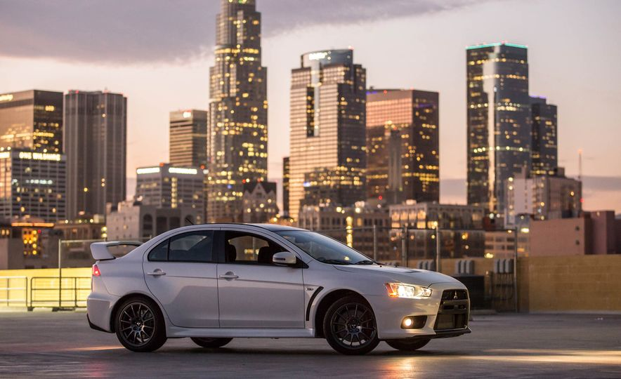 2015 Mitsubishi Lancer Evolution Final Edition - Slide 11