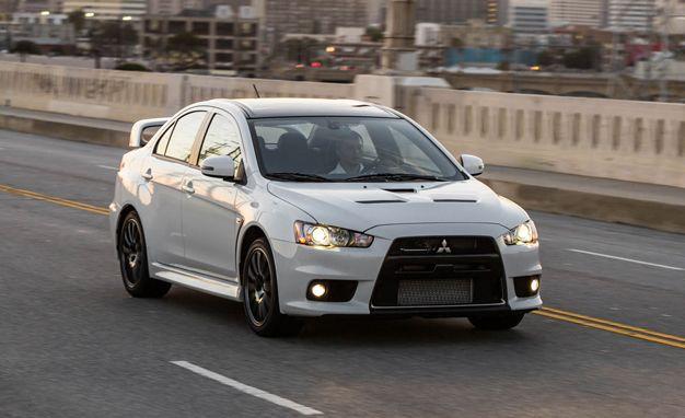 Mitsubishi lancer hp