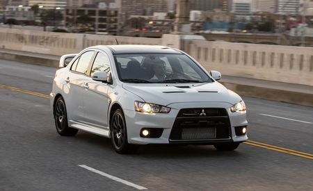 Evolving to Extinction: U.S. to Get 303-hp Mitsubishi Lancer Evolution Final Edition