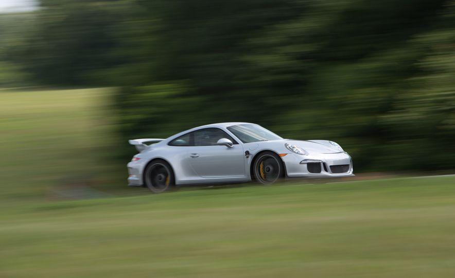2015 Porsche 911 GT3 - Slide 4