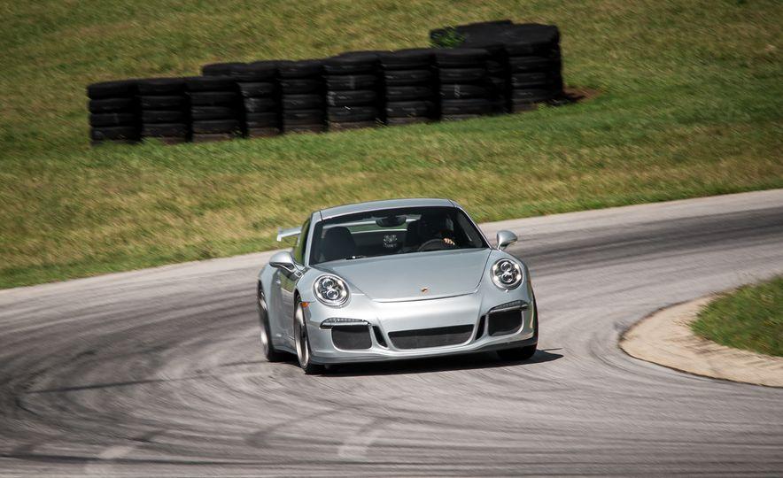 2015 Porsche 911 GT3 - Slide 6