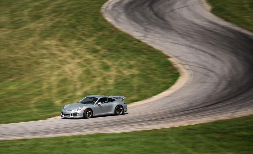 2015 Porsche 911 GT3 - Slide 7