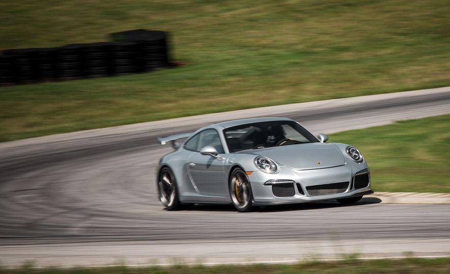 2015 Porsche 911 GT3 - Slide 10