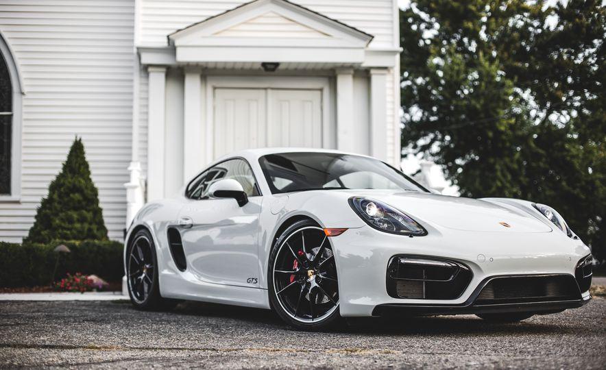 2015 Porsche Cayman GTS - Slide 1