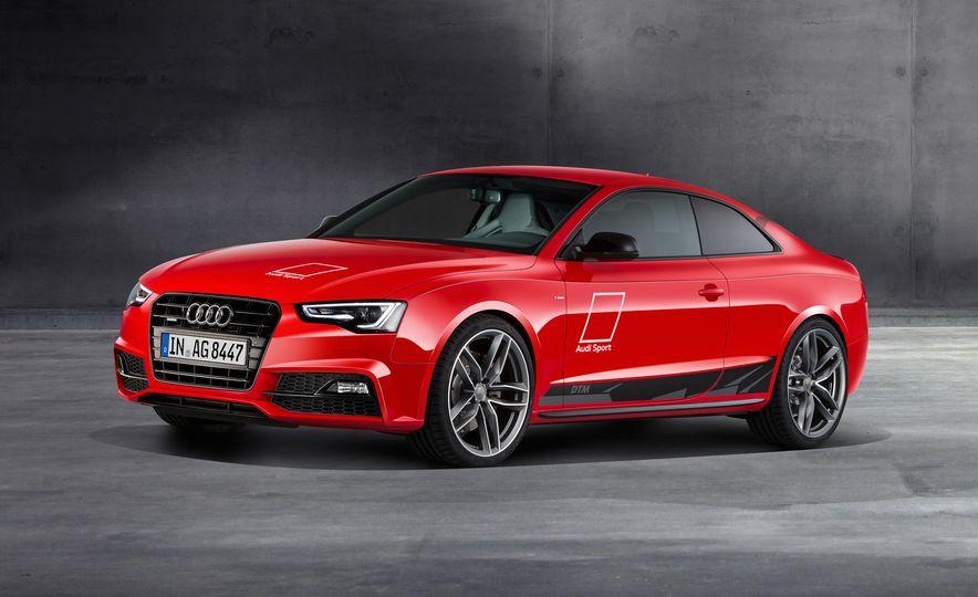 2016 Audi A5 DTM selection - Slide 1