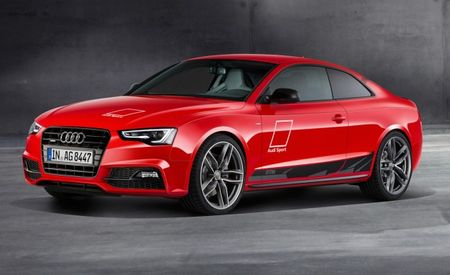 Audi Crafts A5 DTM Homage for Europe