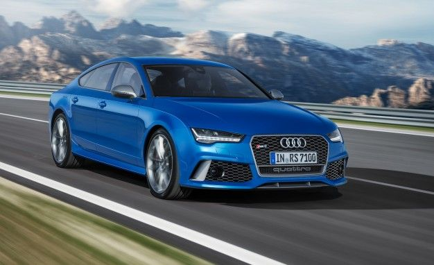 "Audi Cranks Up Boost on RS7, RS6 Avant for 45-hp Stronger ""Performance"" Variants"