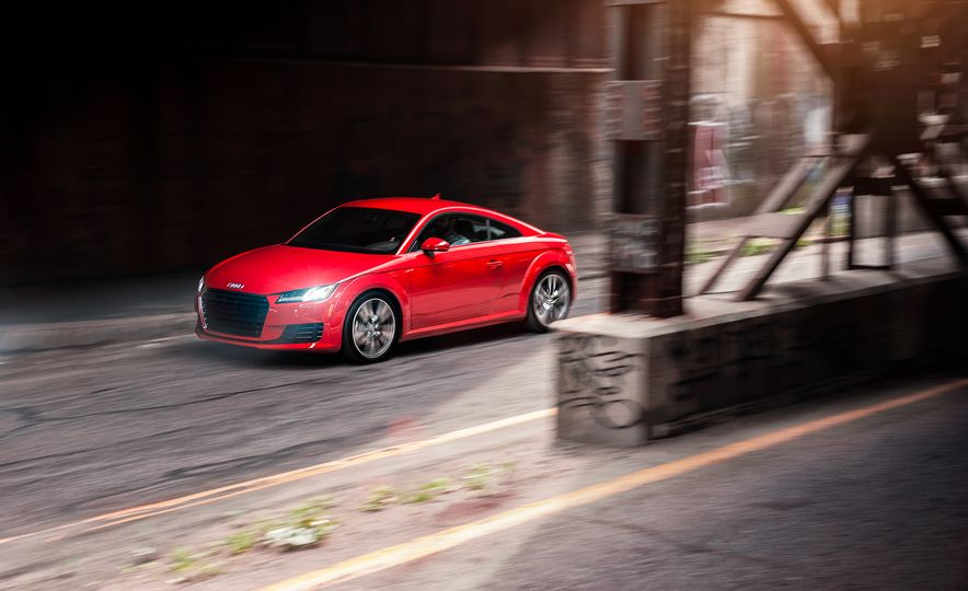 2016 Audi TT - Slide 1