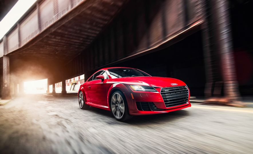 2016 Audi TT - Slide 4