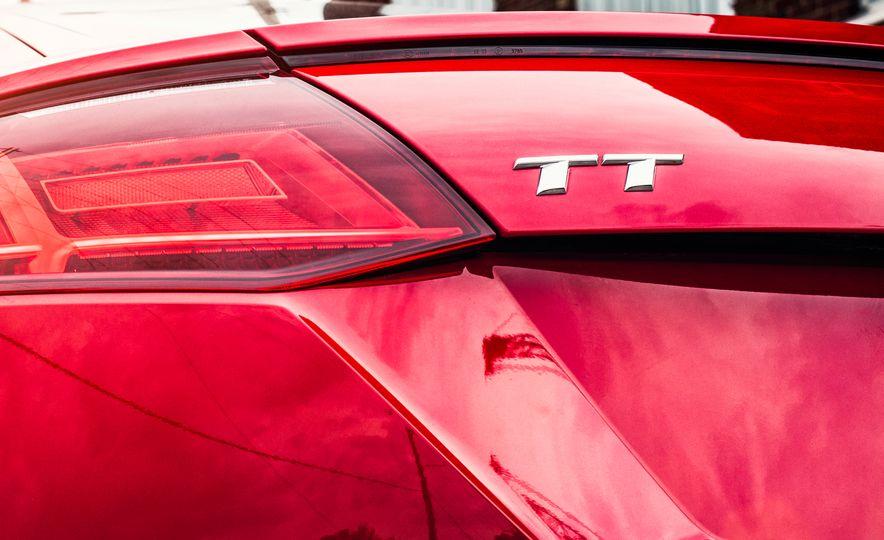 2016 Audi TT - Slide 18