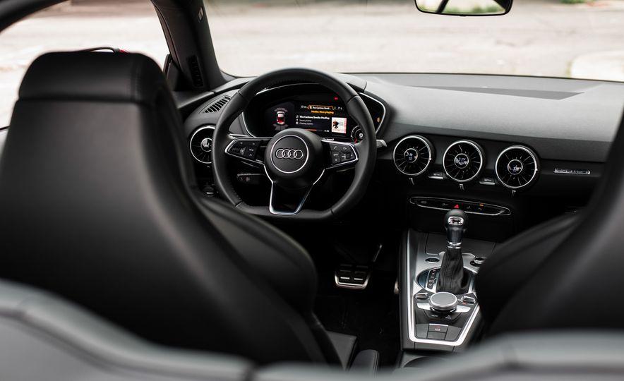 2016 Audi TT - Slide 22