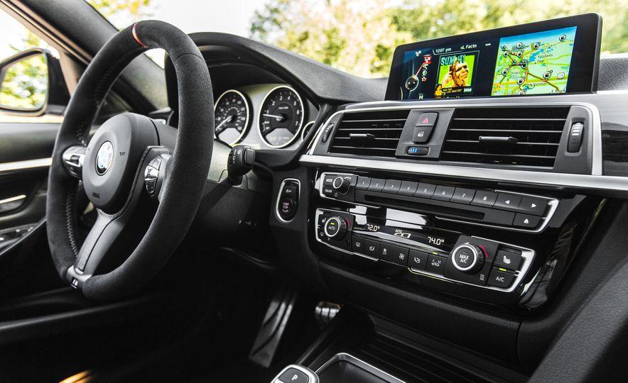 2016 BMW 328i M Sport - Slide 41