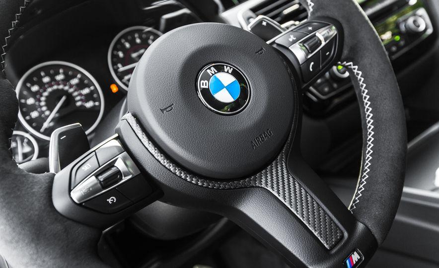 2016 BMW 328i M Sport - Slide 43